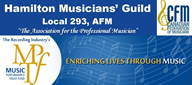 HMG Music Perfomance Sponsor logo Dundas Cactus Festival