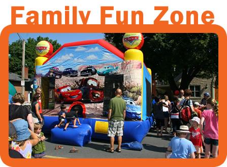 Dundas Cactus Festival Kids Zone
