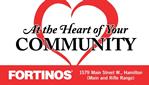 Fortinos Sponsor Logo Dundas Cactus Festival