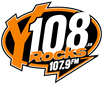 Y108 Rocks Sponsor Logo Dundas Cactus Festival