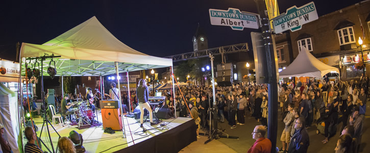 Dundas Cactus Festival - Main Stage