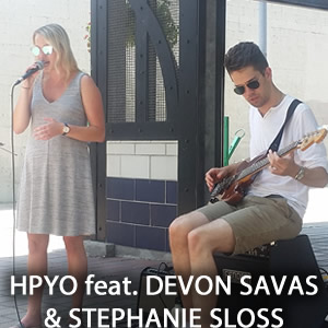 HPYO feat. Devon Savas & Stephanie Sloss