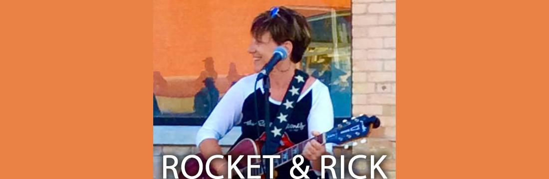 Rocket & Rick