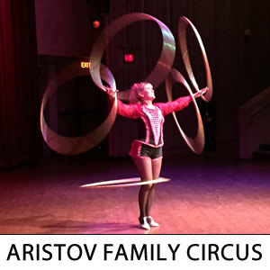 The Aristov Family Circus