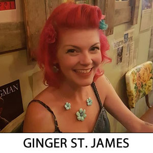 Ginger St.James