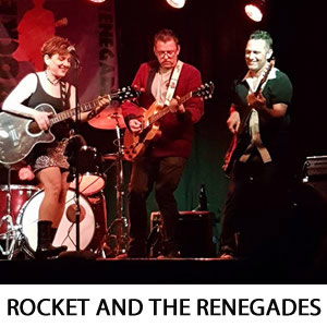 Rocket and the Renegades