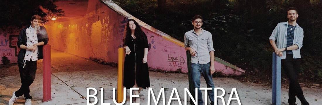 Blue Mantra