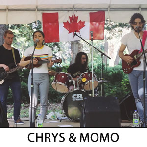 Chrys & Momo