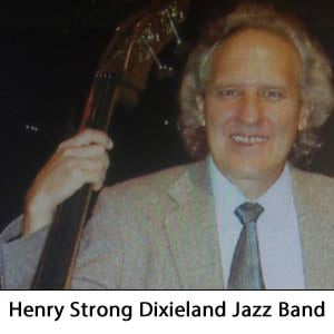Henry Strong Dixieland Jazz band