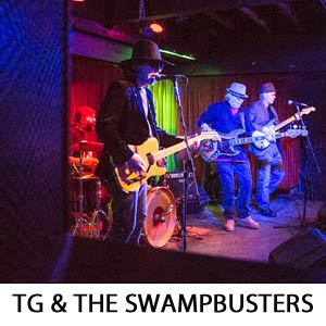 TG & The Swampbusters